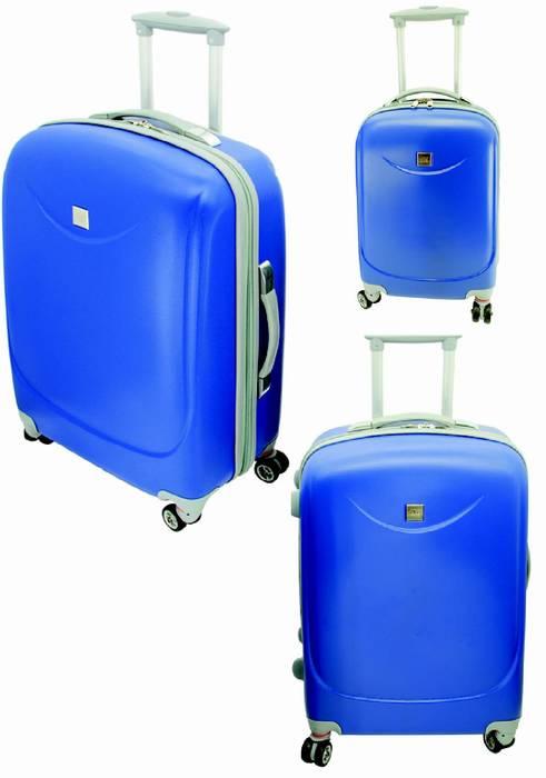 סט מזוודות קשיח