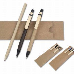 סט עטים ועיפרון