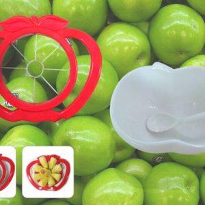 סט פורס תפוחים