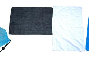מגבת בתיק
