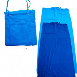 תיק מגבת חוף