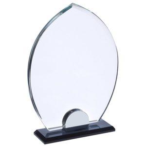 מגן זכוכית בסיס שחור