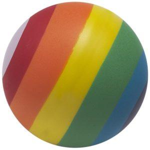 כדור לחיץ צבעי הקשת