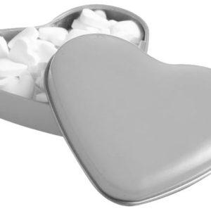 קופסא סוכריות לב