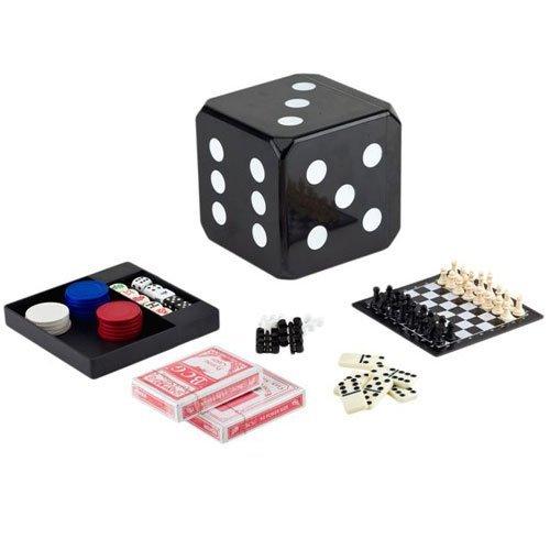 קוביית שישה משחקים