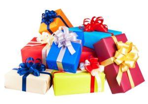 בחירת מתנות לילדים קטנים