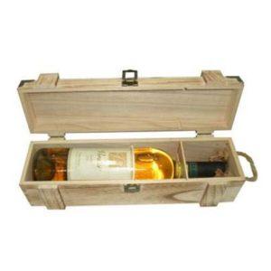 קופסה עץ ליין