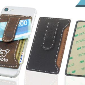 נרתיק לנייד לכרטיסי אשראי