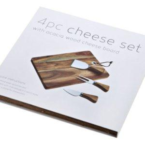 סט להגשת גבינות