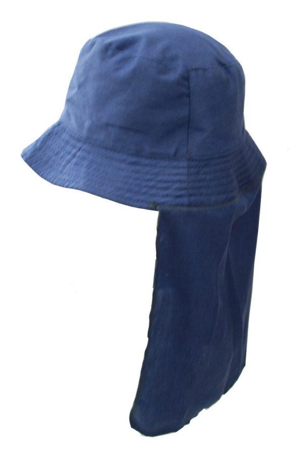 מוצרי פרסום כובע שמש בצבע כחול