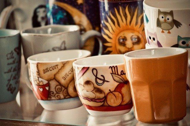 תמונה של ספל תה