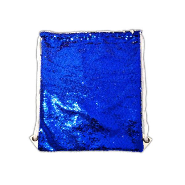מוצרי פרסום של תיק שרוך כחול