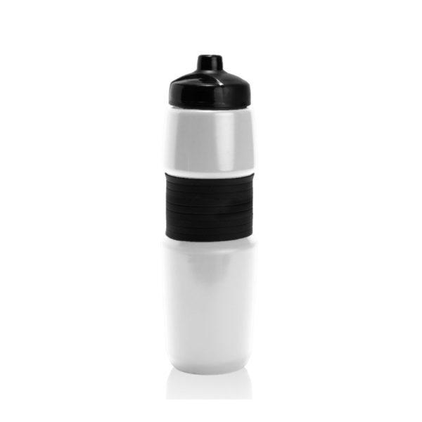 מוצרי פרסום של בקבוק שתייה בצבע לבן