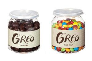 קופסת סוכריות/שוקולד