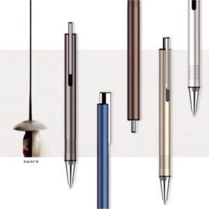 עט אלומיניום מעוצב