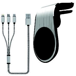 מחזיק טלפון מגנטי לרכב