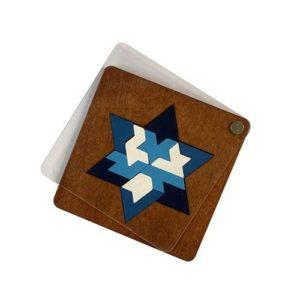 משחק פזל מגן דוד