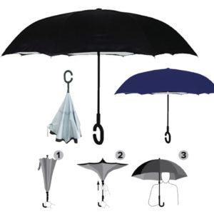 """מטריה הפוכה """"23"""