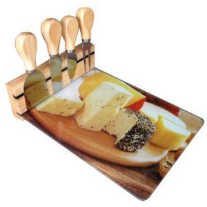 מעמד לחיתוך גבינות