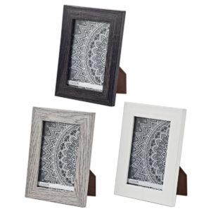 מסגרת לתמונה עץ זכוכית
