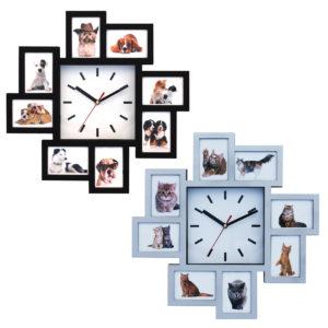 שעון קיר מסגרות תמונה