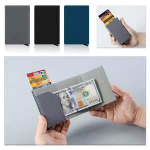 ארנק לכרטיסי אשראי וכסף