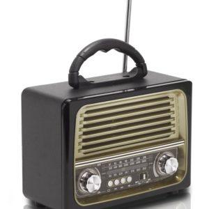 רדיו רטרו שולחני בלוטוס
