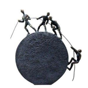 פסל מאמץ קבוצתי