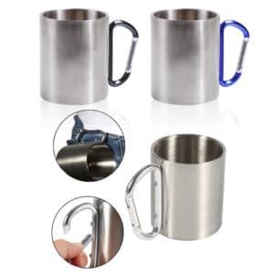 כוס נירוסטה שאקל