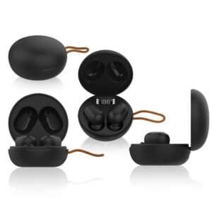 אוזניות בלוטוס צג דיגיטלי