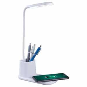 מנורה לשולחן טעינה אלחוטית