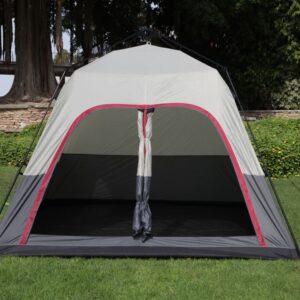 אוהל משפחתי 8 אנשים