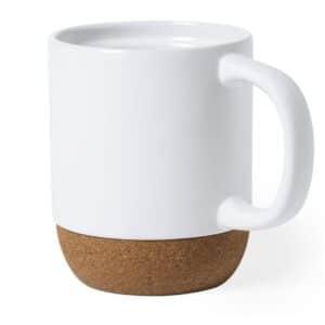 כוס פורצלן בסיס שעם