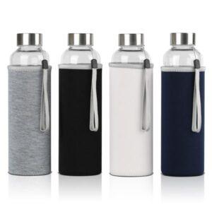 בקבוק זכוכית מעוצב